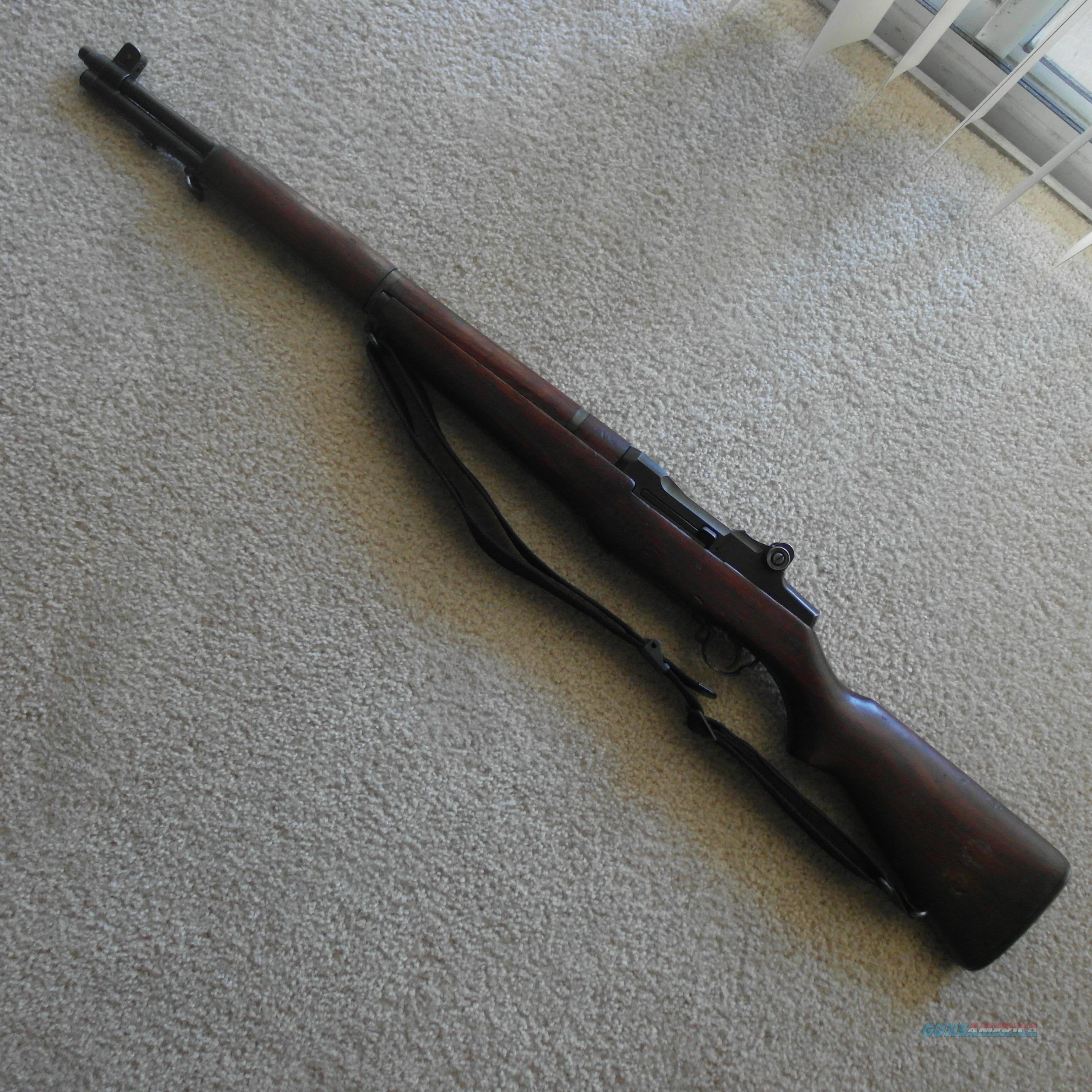 WINCHESTER M-1 GARAND - 6 DIGIT SERIAL NUMBER  Guns > Rifles > Military Misc. Rifles US > M1 Garand