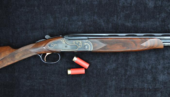 Exquisite Rizzini FAIR New England Arms 20ga SRC 702  Guns > Shotguns > Rizzini Shotguns