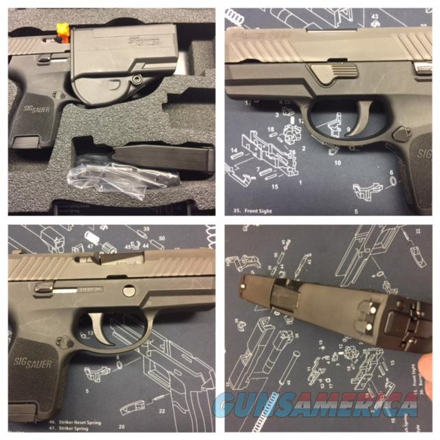 Sig Sauer P320 Sub Compact (Unfired)  Guns > Pistols > Sig - Sauer/Sigarms Pistols > P320