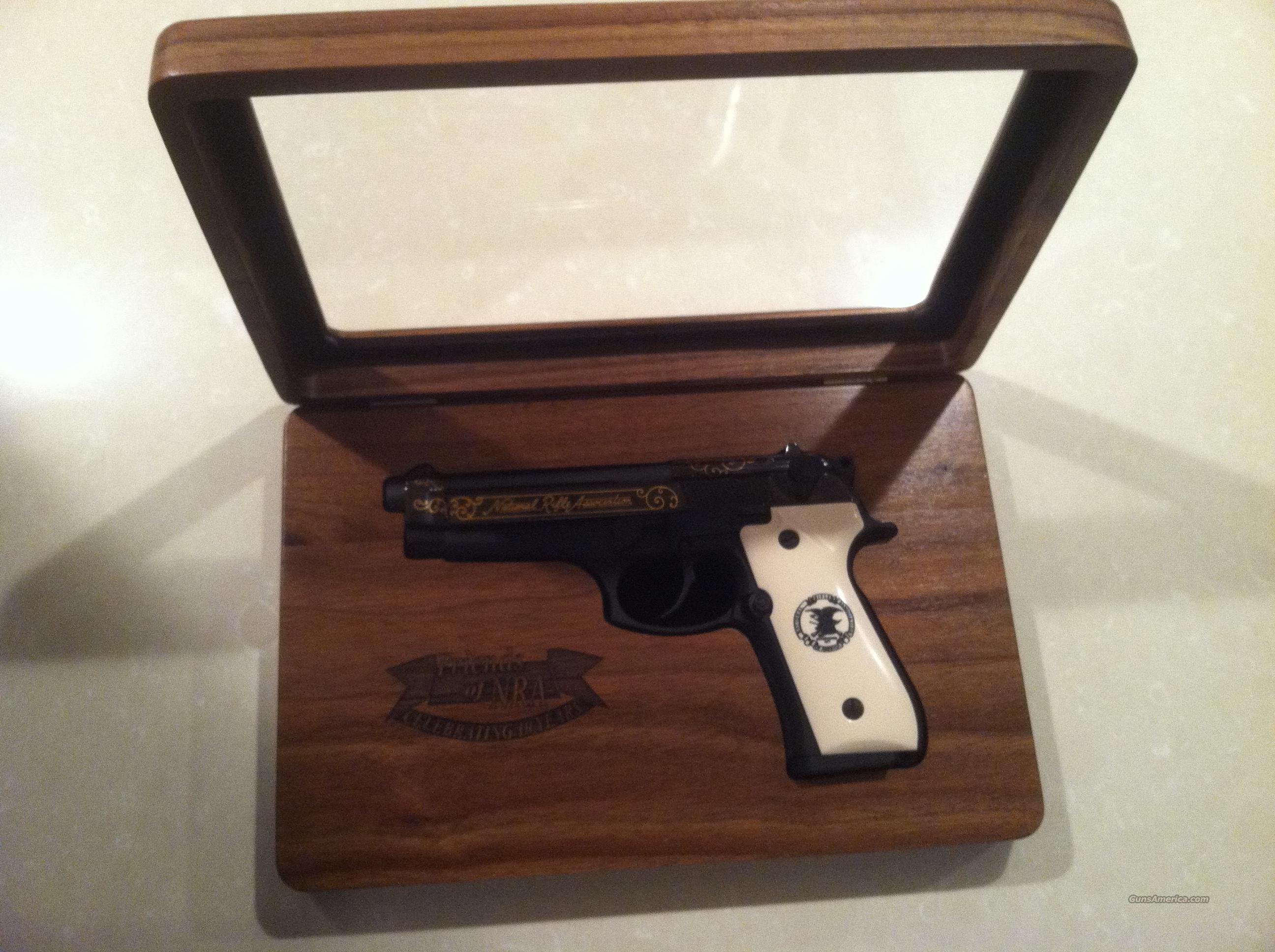 Cased Beretta 96 NRA Commemorative Edition  Guns > Pistols > Beretta Pistols > Rare & Collectible