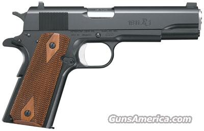 Remington 1911 Wood Grips Matte Black  Guns > Pistols > Remington Pistols - Modern