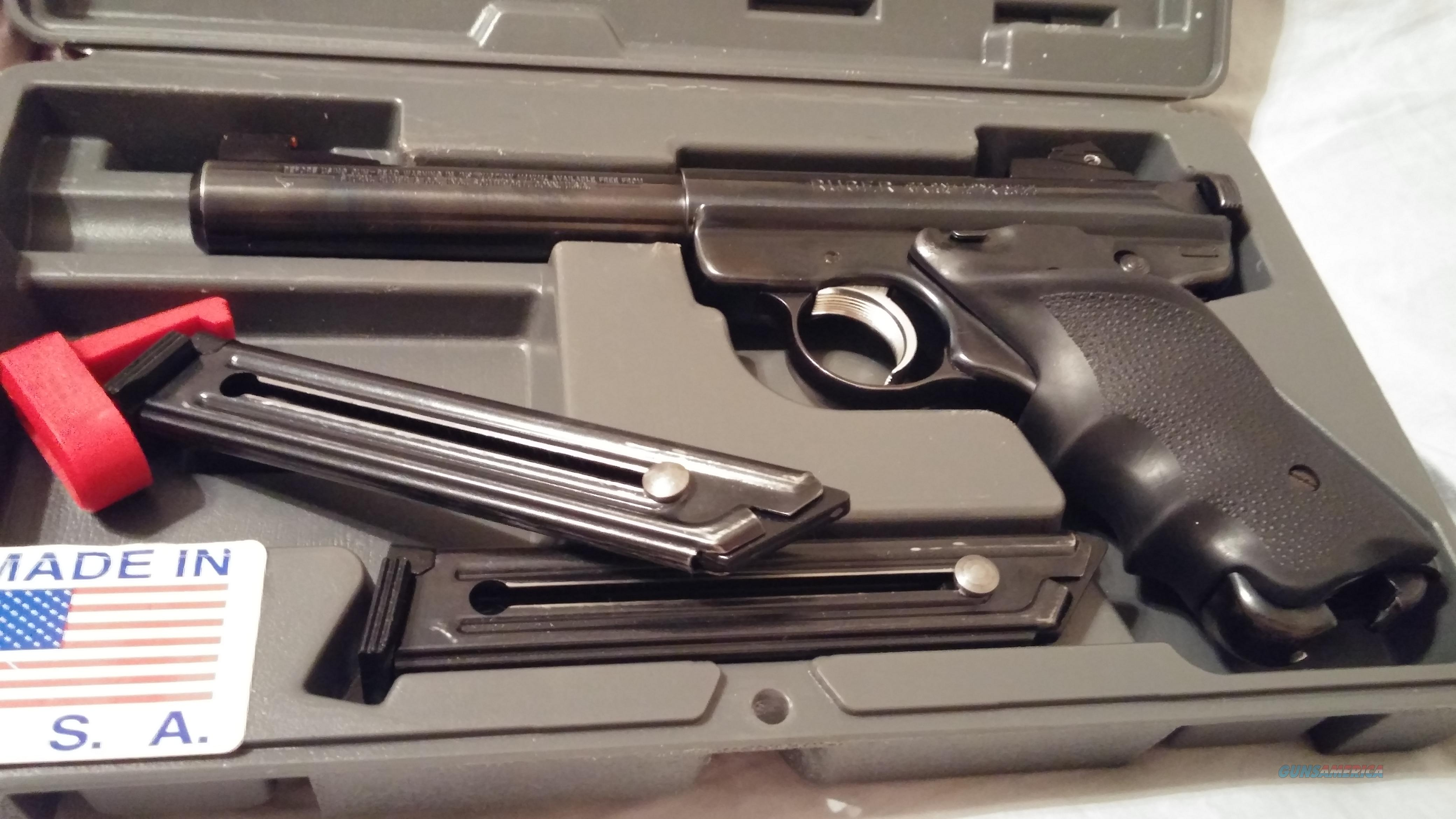 Ruger MKII  Guns > Pistols > Ruger Semi-Auto Pistols > Mark I & II Family