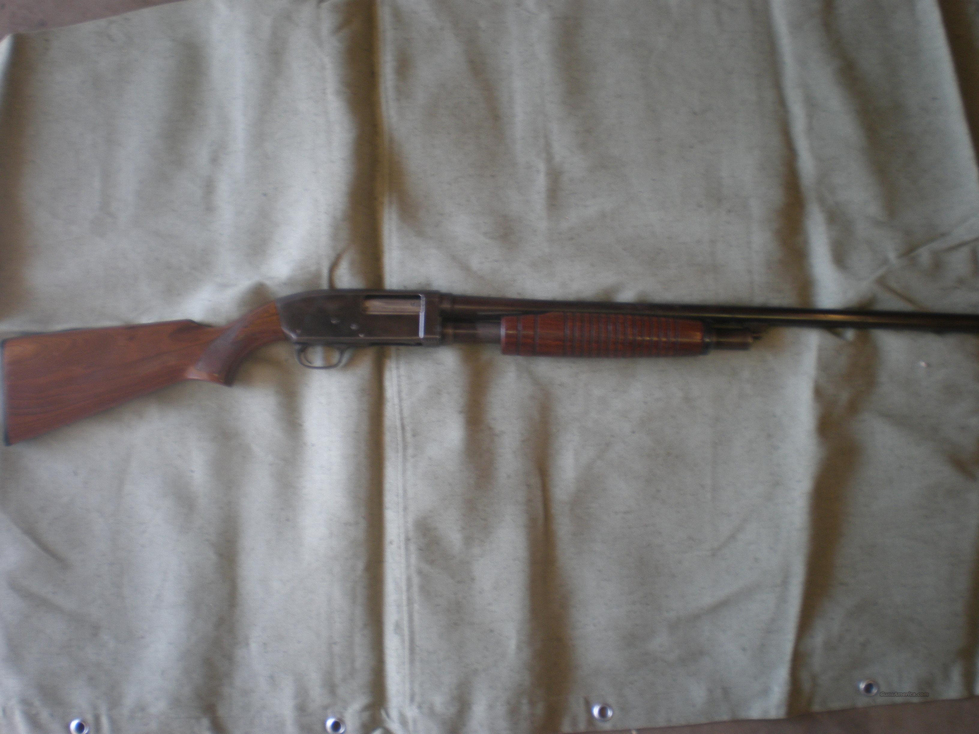 Stevens model 620 Shotgun  Guns > Shotguns > Stevens Shotguns