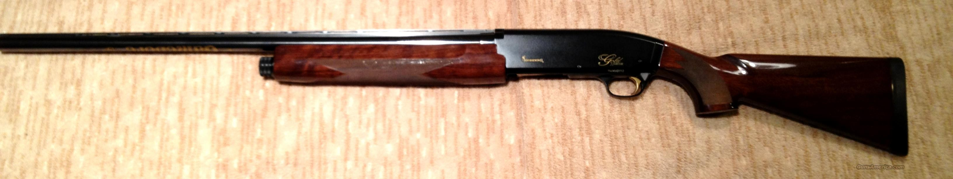 Browning Gold Hunter 20 Gauge Shotgun (Youth Model - 13 inch stock)  Guns > Shotguns > Browning Shotguns > Autoloaders > Hunting