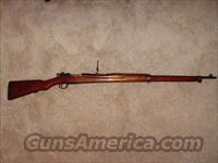 JAPANESE MILITARY Type 38 6.5 cal.  Military Misc. Rifles Non-US > Other