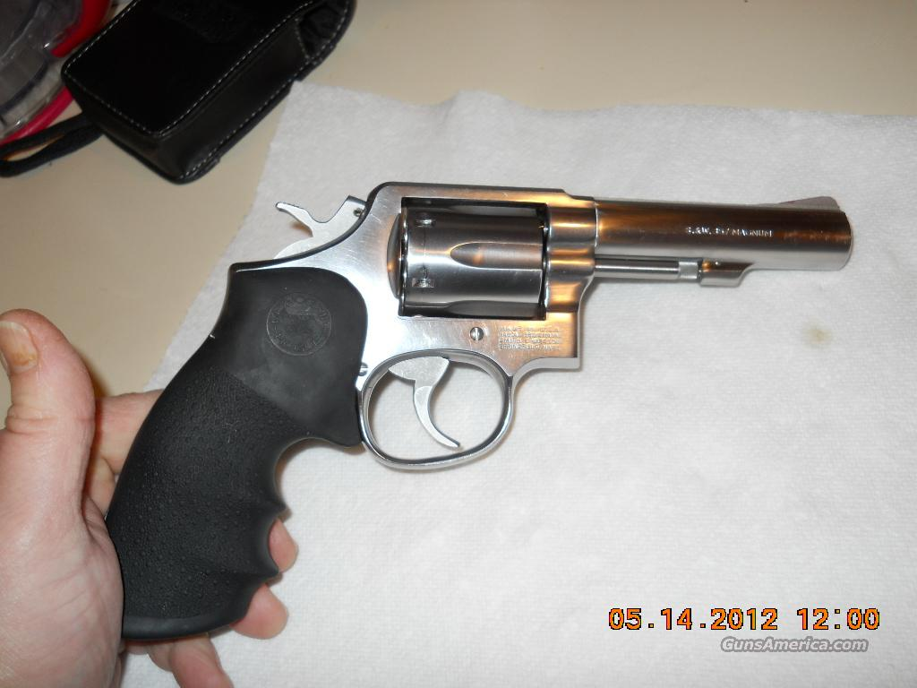 SMITH WESSON MOD 65-3,357,EXC  Guns > Pistols > Smith & Wesson Revolvers > Full Frame Revolver
