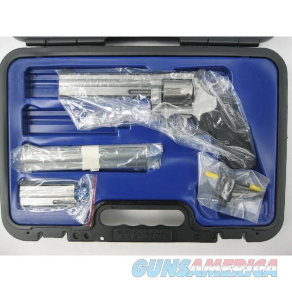"""Dan Wesson 715 .357 Revolver 3 Barrel Pistol Pack 01935 NIB NO CC FEES SALE PRICE RARE  4"""" / 6"""" / 8""""  Guns > Pistols > Dan Wesson Pistols/Revolvers > Revolvers"""