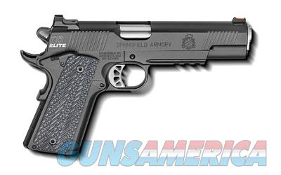 "Springfield 1911 Range Officer Elite Operator 9mm PI9130ER 4 mags / holster / bag 5"" rail No CC Fees  Guns > Pistols > Springfield Armory Pistols > 1911 Type"