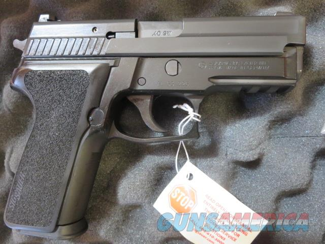 Sig Sauer P229 .40 12+1 USED EXCELLENT CONDITION 2 mags SALE PRICE 229 Made in Germany  Guns > Pistols > Sig - Sauer/Sigarms Pistols > P229