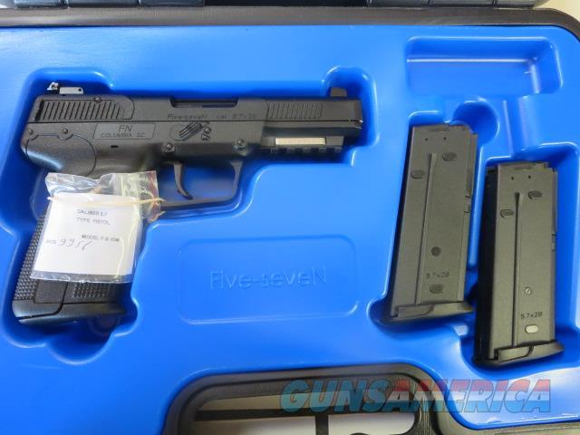 FNH Five-SeveN 5.7x28 20+1 Adjustable Sights NIB 3 mags 3868929300 SALE PRICE No CC Fees  Guns > Pistols > FNH - Fabrique Nationale (FN) Pistols > FiveSeven