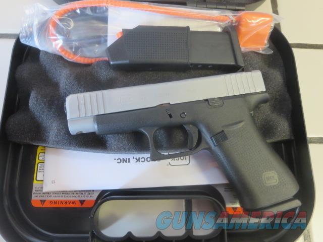 Glock 48 9mm 10+1 2 mags NIB G48 PA485SL201 NEW MODEL SALE PRICE FREE SHIPPING  Guns > Pistols > G Misc Pistols