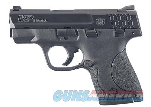 Smith and Wesson M&P9 Shield 9mm NIB 180021 With Manual Thumb Safety 3 mags !! SALE No CC Fees Extra Mag !  Guns > Pistols > Smith & Wesson Pistols - Autos > Shield