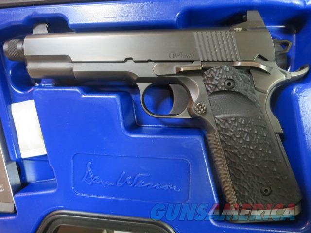 Dan Wesson Wraith 1911 9mm 01849 10+1 Threaded Barrel Night Sights NIB SALE PRICE  Guns > Pistols > Dan Wesson Pistols/Revolvers > 1911 Style