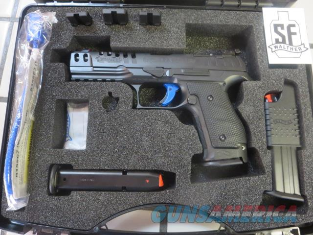"Walther PPQ Q5 Match Steel Frame SF 5"" 9mm 15+1 3 mags 2830001 $100 Instant Rebate  Guns > Pistols > Walther Pistols > Post WWII > P99/PPQ"