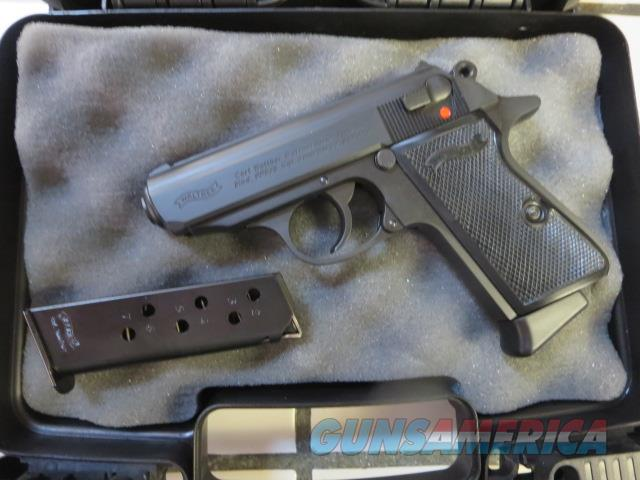 Walther Arms PPK/S .380 Black NIB 4796006 2 mags NEW MODEL !! PPKS   Guns > Pistols > Walther Pistols > Post WWII > PPK Series