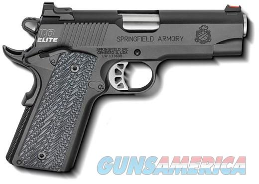 "Springfield 1911 Range Officer Elite Champion 9mm PI9137ER 4 mags / holster / case 4"" No CC Fees  Guns > Pistols > Springfield Armory Pistols > 1911 Type"