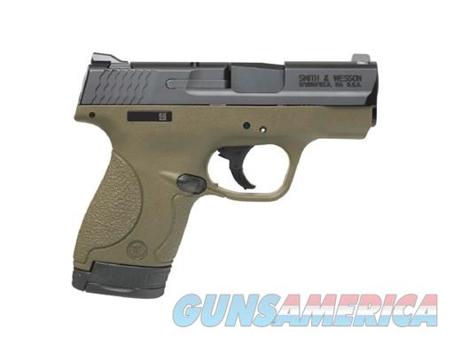 Smith & Wesson Shield 9mm FDE Frame 10303 3 mags (Extra Mag!) NO CC FEES   Guns > Pistols > Smith & Wesson Pistols - Autos > Shield