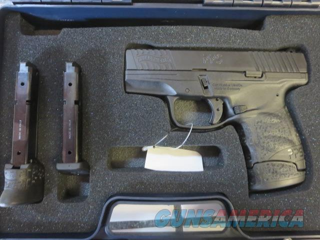 Walther PPS M2 9mm LE Version 3 mags NIB Night Sights 2807696 Clearance Price !!  Guns > Pistols > Walther Pistols > Post WWII > PPS