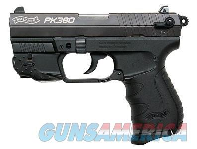 Walther PK380 With Laser 5050310 NIB Black w/laser 8+1 SALE PRICE!!  Guns > Pistols > Walther Pistols > Post WWII > PK380
