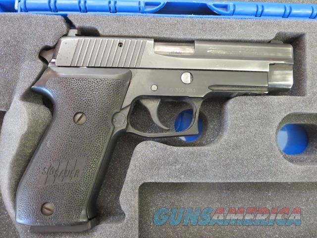 Sig Sauer P220 .45 DA/SA Used Good Condition 8+1 1 magazine P220R SALE PRICE No CC Fees  Guns > Pistols > Sig - Sauer/Sigarms Pistols > P220