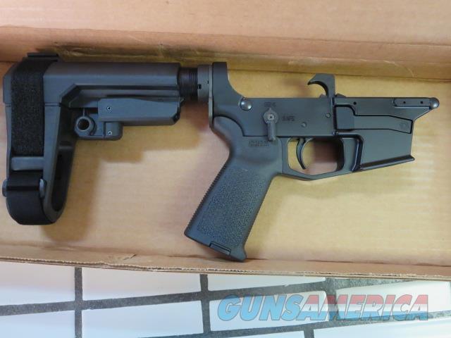 CMMG Banshee 300 Multi Caliber Pistol Complete Lower w/ Brace 99CA3C9 NIB SALE  Guns > Pistols > CMMG > CMMG Pistols
