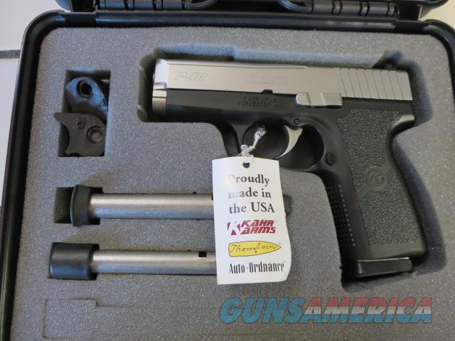 """Kahr P40 .40 6+1 3.5"""" NIB KP4043A 3 mags SALE PRICE  Guns > Pistols > Kahr Pistols"""