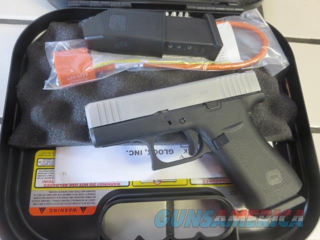 Glock 43X 9mm 10+1 NIB 2 mags G43X New Model SALE FREE SHIPPING PX435SL201  Guns > Pistols > Glock Pistols > 43/43X