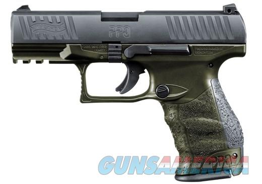 Walther PPQ M2 9mm OD GREEN 15+1 NIB $100 Factory Rebate 2819252 SALE PRICE No CC Fees  Guns > Pistols > Walther Pistols > Post WWII > P99/PPQ