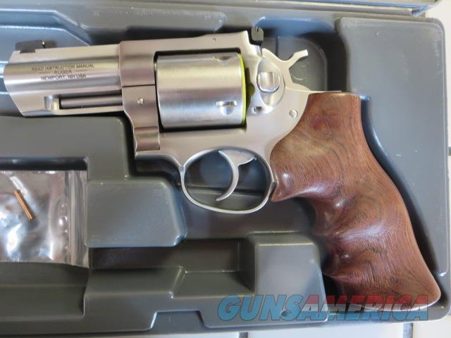 "Ruger GP-100 .44spl 01767 NIB 3"" Walnut SALE PRICE GP100 KGP-4432-5 TALO .44 Special Stainless 1767  Guns > Pistols > Ruger Double Action Revolver > GP100"