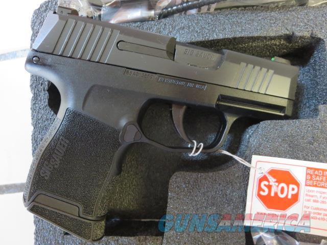 "Sig Sauer P365 2 mags X-Ray3 3.1"" Night Sights 365-9-BXR3 10+1 NIB No CC Fees NEW MODEL 365  Guns > Pistols > Sig - Sauer/Sigarms Pistols > P365"