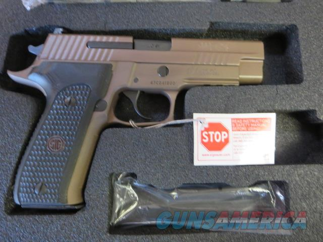 Sig Sauer P226 .40 FDE 12+1 SRT Tritium Night Sights 2 mags Emperor Scorpion 226 FDE NIB SALE PRICE No CC Fees E26R-40-ESCPN  Guns > Pistols > Sig - Sauer/Sigarms Pistols > P226