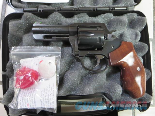 "Charter Arms Professional .357 magnum 3"" 6-Shot 63526 Backpacker Grip NIB New Model  Guns > Pistols > Charter Arms Revolvers"