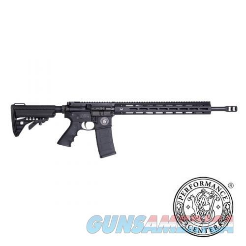 "Smith & Wesson M&P15 Performance Center 3-Gun 5.56 PC 11515 New Model AR AR-15 18"" Competition New 223  Guns > Rifles > Smith & Wesson Rifles > M&P"