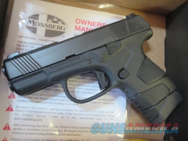 "Mossberg MC-1 9mm Sub-Compact 3.4"" NIB 89003 MC1 MC1SC New Model with Truglo Pro Tritium Night Sights SALE  Guns > Pistols > Mossberg Pistols > MC1"