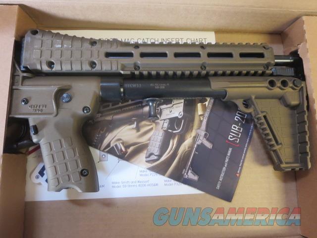 Kel-Tec Sub-2000 G2 9mm Glock 17 Burnt Bronze Sub2000 Keltec NIB Sale Price NON RECALL  Guns > Rifles > Kel-Tec Rifles
