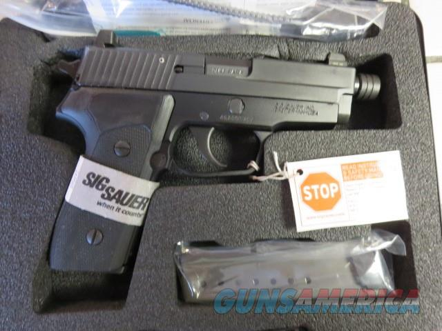 Sig Sauer P225 A1 9mm Threaded Barrel SRT Trigger P225-A1 G10 Night Sights NIB RARE 225A-9-BSS-CL-TB SALE PRICE  Guns > Pistols > Sig - Sauer/Sigarms Pistols > Other