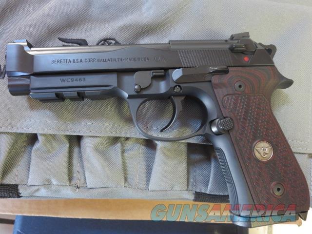 Wilson Combat Beretta 92G 9mm 15+1 3 mags Brigadier Tactical 92 NIB Custom Action Tune BER-92BRIG-9D SALE PRICE  Guns > Pistols > Wilson Combat Pistols