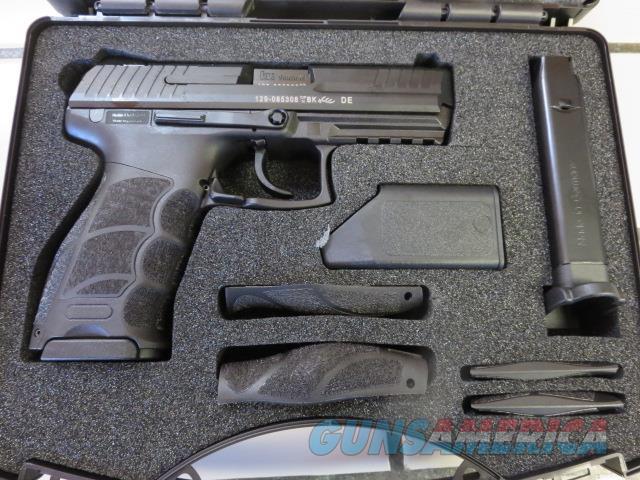 Heckler & Koch P30 V3 DA/SA 9mm 10+1 H&K 2 mags 730903-A5 NIB HK   Guns > Pistols > Heckler & Koch Pistols > Polymer Frame