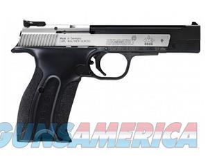 "Hammerli X-ESSE Short 4.5"" 10+1 .22lr NIB 2742744  Guns > Pistols > Hammerli Pistols"