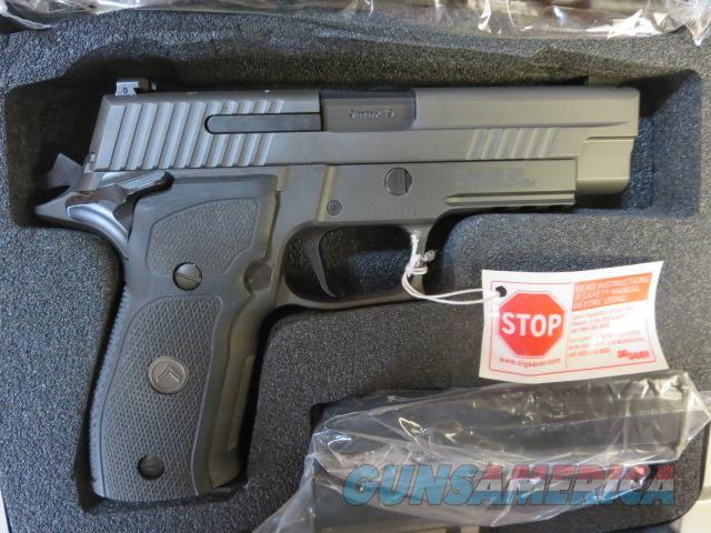 Sig Sauer P226 Legion SAO 9mm 15+1 3 mags NIB Free Ship No CC Fees $60.00 REBATE !!  Guns > Pistols > Sig - Sauer/Sigarms Pistols > P226