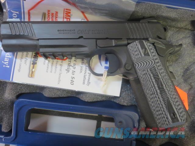 "Colt Combat Unit 1911 9mm O1072CCU NIB SALE PRICE !! 5"" 2 mags  Guns > Pistols > Colt Automatic Pistols (1911 & Var)"