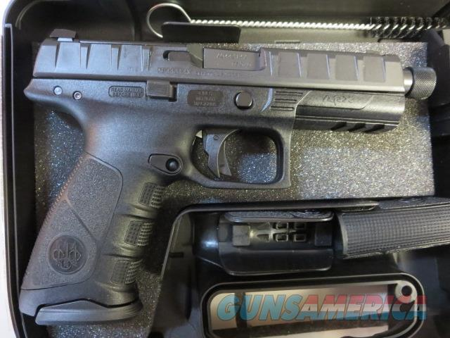 "Beretta APX Combat 9mm 21+1 Threaded Barrel JAXF921701 4 Mags !! NIB SALE TB 4.90"" Red Dot Optic Ready $50 Rebate !! Free Ship  Guns > Pistols > Beretta Pistols > Polymer Frame"