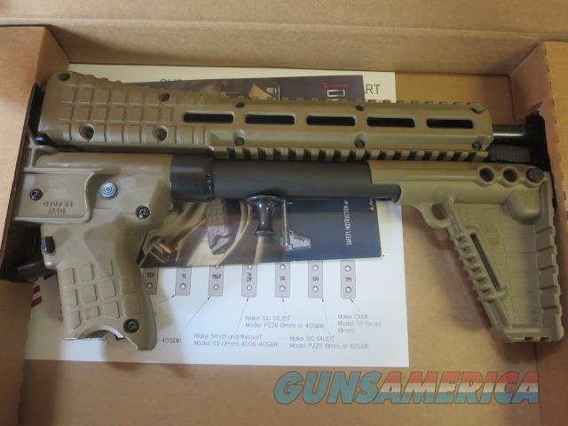 Kel-Tec Sub-2000 G2 9mm Glock 19 15+1 NIB Sub2000 G19 TAN Sale Price NON-RECALL  Guns > Rifles > Kel-Tec Rifles