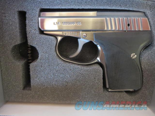 Seecamp .380acp NIB 6+1 No CC Fees SALE LWS-380  Guns > Pistols > Seecamp Pistols