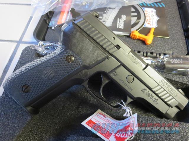 Sig Sauer P229 TALO Classic Carry 9mm 13+1 3 mags SRT Night Sights No CC Fees E29-9-CC-LGCY SALE  Guns > Pistols > Sig - Sauer/Sigarms Pistols > P229