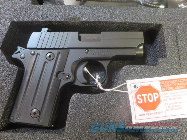 Sig Sauer P238 .380 NEW IN BOX SALE PRICE !! 238-380-B  Guns > Pistols > Sig - Sauer/Sigarms Pistols > P238