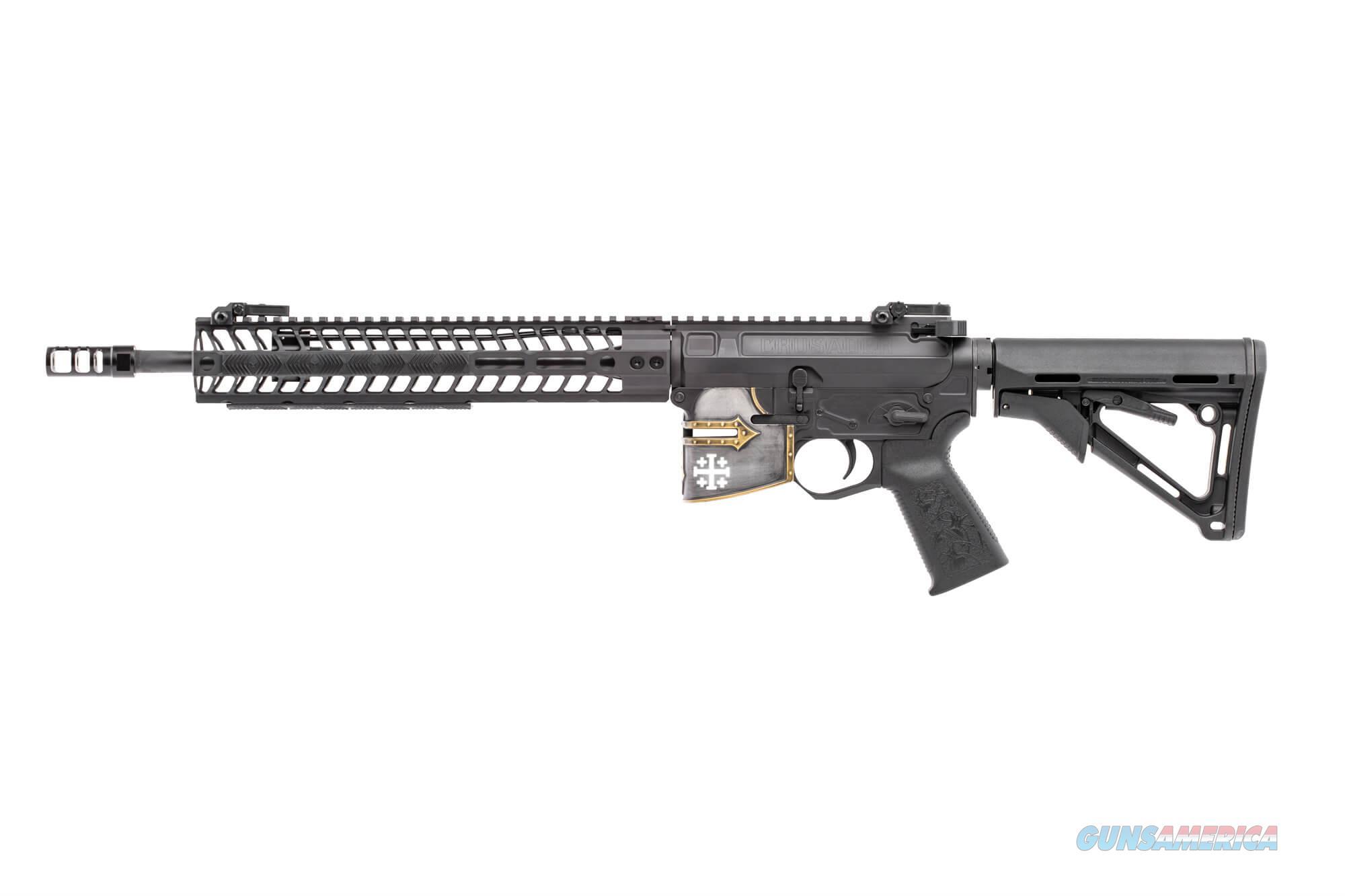 """Spikes Tactical Rare Breed Crusader 5.56 AR-15 14.5"""" Non-NFA 30+1 NIB SALE PRICE STR5625-M2R  Guns > Rifles > Spikes Tactical Rifles"""