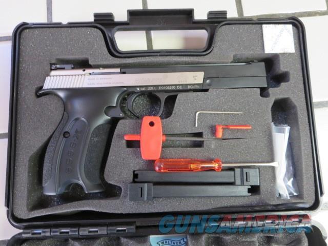 Hammerli X-ESSE Long 150mm 10+1 .22lr NIB 2742748  Guns > Pistols > Hammerli Pistols