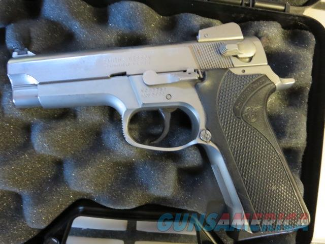 Smith & Wesson 5906 9mm 15+1 Used Good Condition S&W 3rd Gen No CC Fees SALE  Guns > Pistols > Smith & Wesson Pistols - Autos > Steel Frame