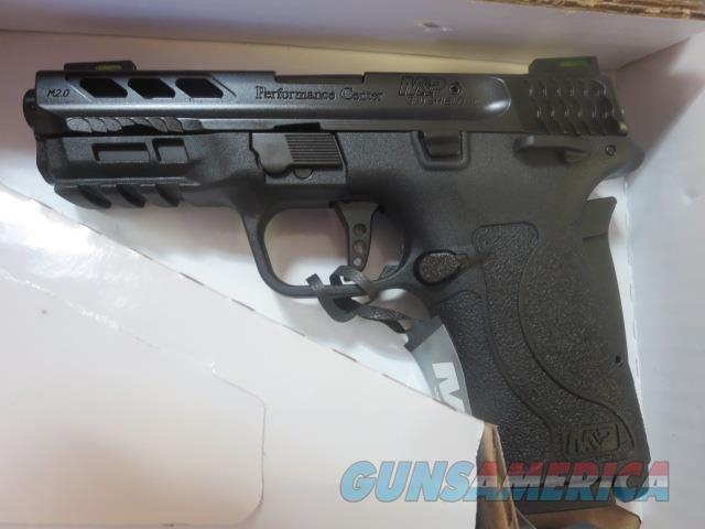 Smith & Wesson M&PShieldEZ .380 Performance Center Ported 12717 NIB SALE  Guns > Pistols > Smith & Wesson Pistols - Autos > Shield
